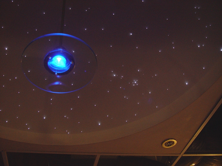 MoreExamples of stars in a Star Ceiling Dome