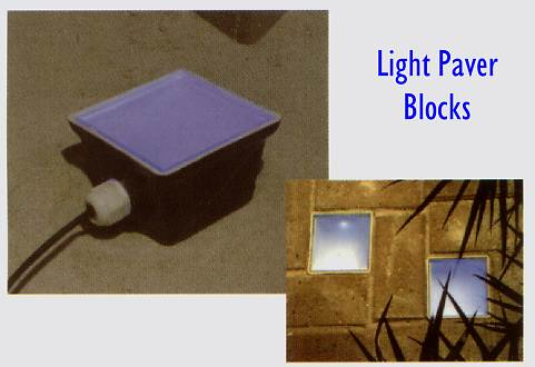 Paver Light Blocks